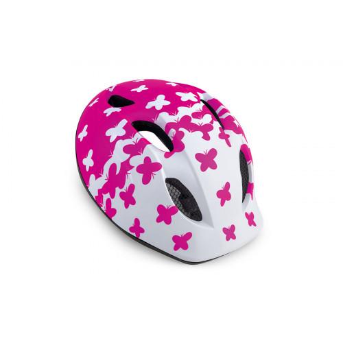 КАСКА MET Super BUDDY Pink Flowers 52-57