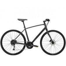 Велосипед Trek-2020 FX 3 Disc чорний