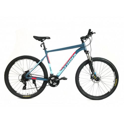 Велосипед Trinx M600 Elite Expert сине-красный