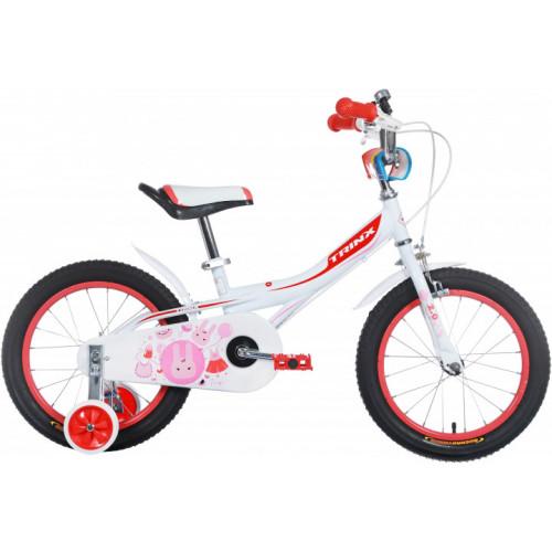 Велосипед Trinx Princess 2.0 белый