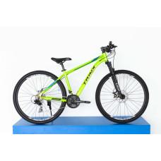 Велосипед Trinx M116 Pro зеленый