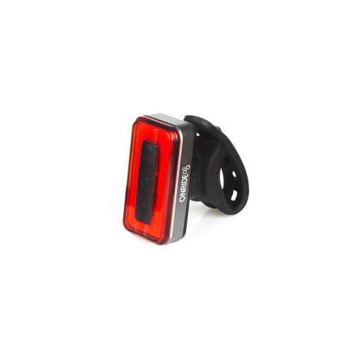 Мигалка задня ONRIDE Sense 20 USB габаритне світло