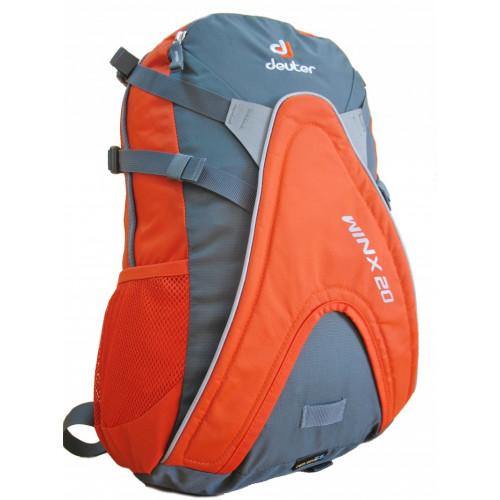 Рюкзак DEUTER WINX granite-papaya