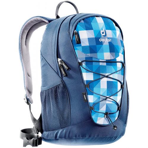 Рюкзак DEUTER GOGO blue-arrowcheck