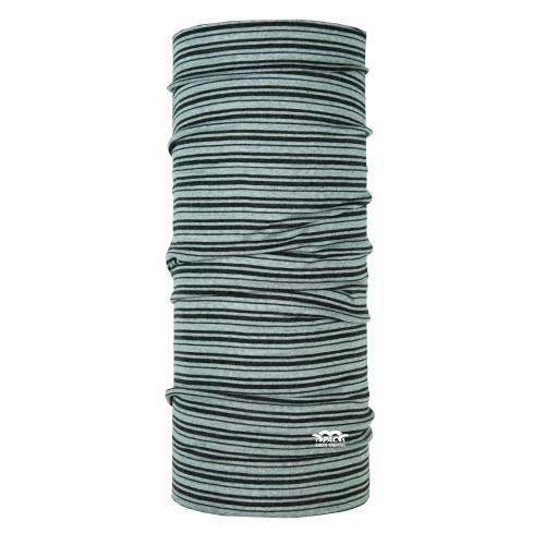 Головний убір PAC Merino Wool Stripes Darkgrey