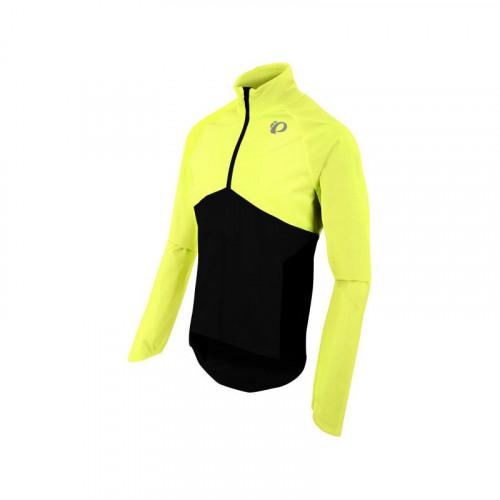 Велокуртка-дождевик Pearl Izumi SELECT Barrier WxB желто-черный