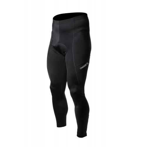Велоштани з памперсом ONRIDE HEEL колір чорний S