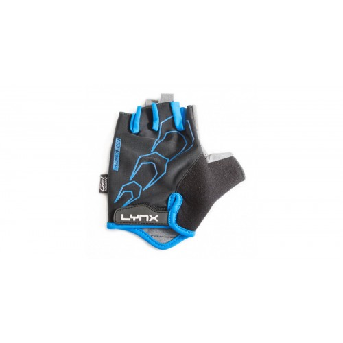 Перчатки RACE Black/Blue