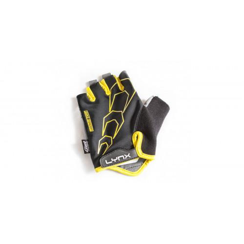 Перчатки RACE Black/Yellow