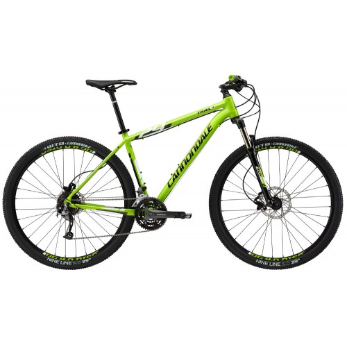 "Рама Cannondale TRAIL 4 29""ER рама - M зеленая 2015"