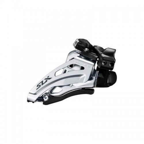 Переключатель передний SHIMANO FD-M7020-L SLX 2X11 LOW CLAMP, SIDE-SWING передн тяга