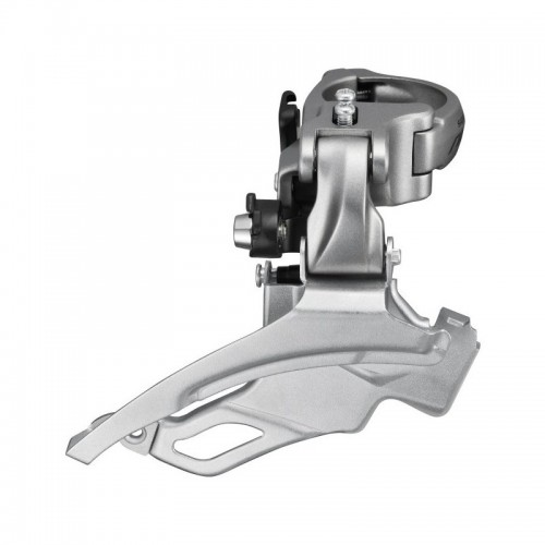 Переключатель передний SHIMANO FD-T4000-DSX3, ALIVIO 3X9, для 44/48, DOWN-SWING, DUAL-PULL хомут