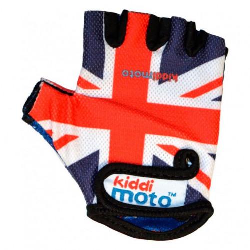 Перчатки детские британский флаг размер S на возраст 2-4 года