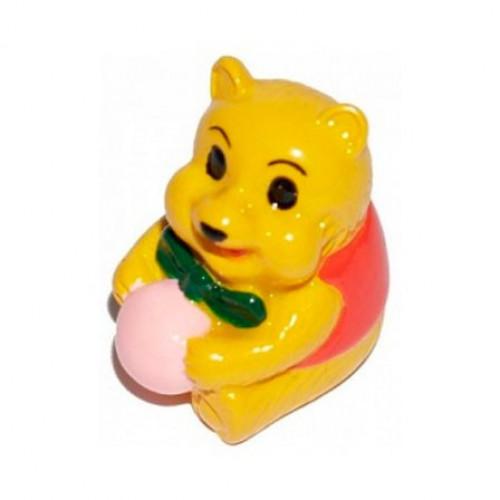 Колпачок на ниппель Медведь