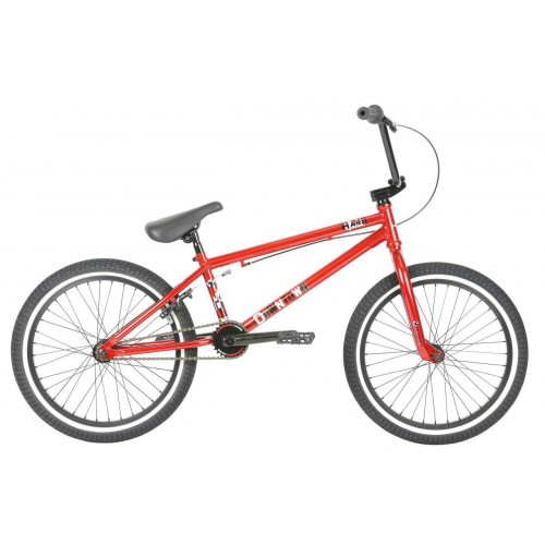 Велосипед HARO Downtown Matte Red 2019 | веломагазин @Rider.CO >