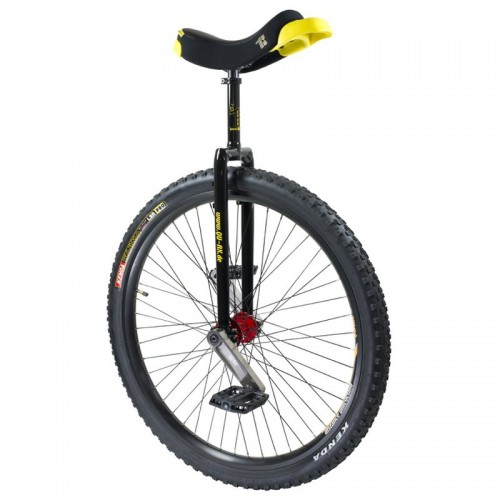 Моноцикл QU-AX Muni 29˝ Q-Axle чорний
