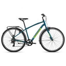 Велосипед Orbea COMFORT 20 PACK 2019 Blue - Green