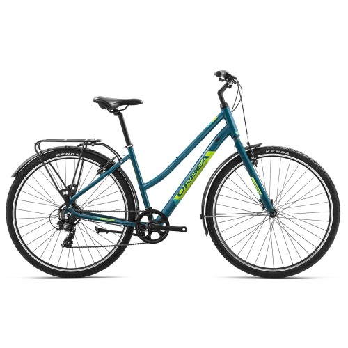 Велосипед Orbea COMFORT 42 PACK  2019 Blue - Green