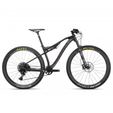 Велосипед Orbea OIZ 29 M50 2019 Black - Orange