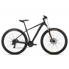 Велосипед Orbea MX 29 60 2019  Black - Orange