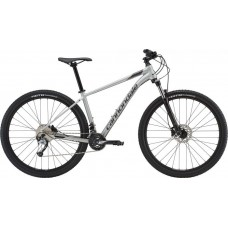 "Велосипед 29"" Cannondale Trail 6 серый 2019"