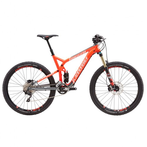 27,5 Cannondale Trigger Alloy 3 L RED